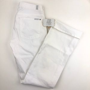 7 for all mankind kimmie bootcut jeans 32x36